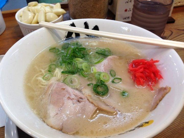 Ramen Meal Fukuoka