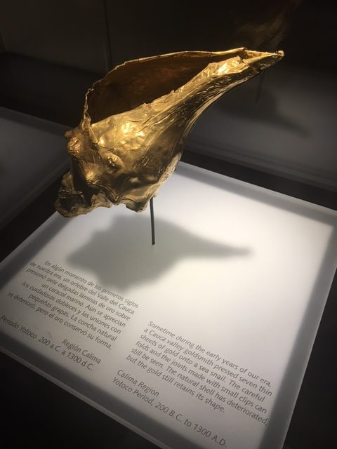 things to do in colombia visit the gold museum bogota