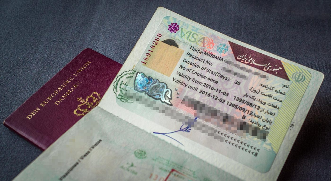 travelling to iran: a guide to obtaining an iranian visa - goats on