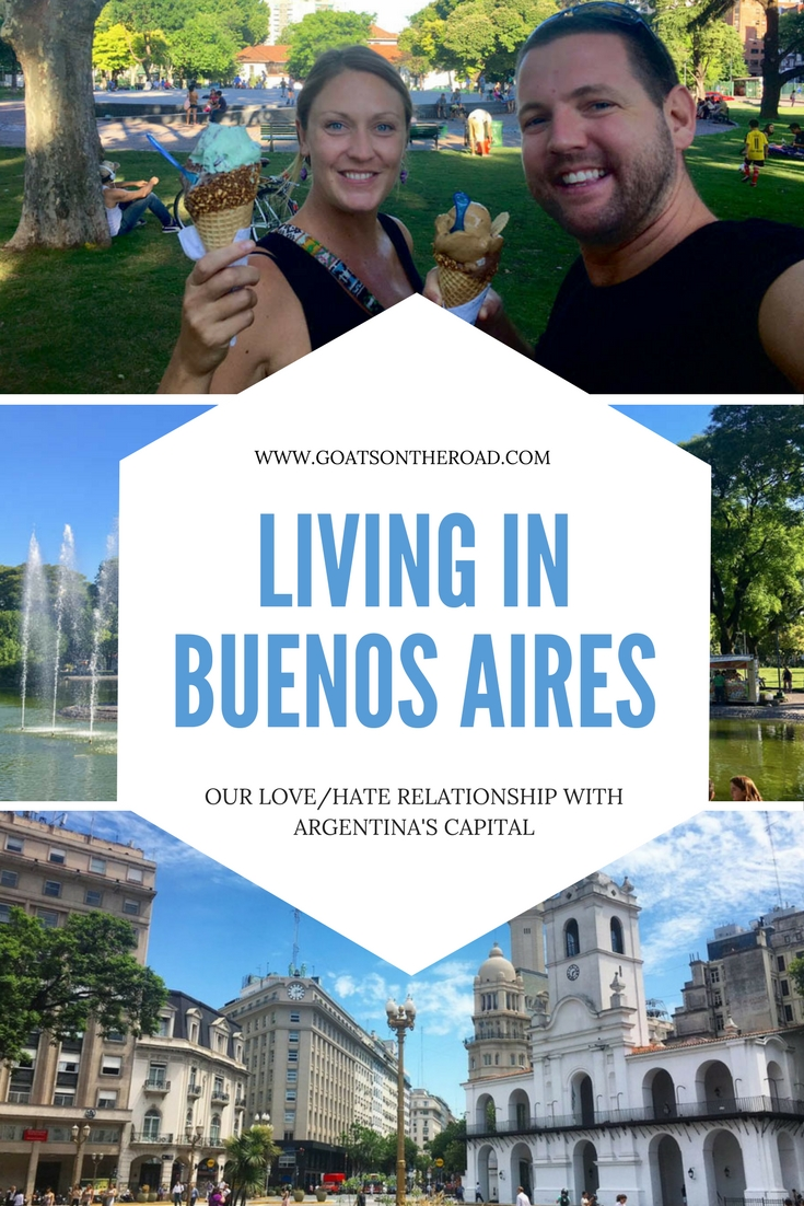 Living in Buenos Aires: Our Surprising Love / Hate Relationship with Argentina's Capital
