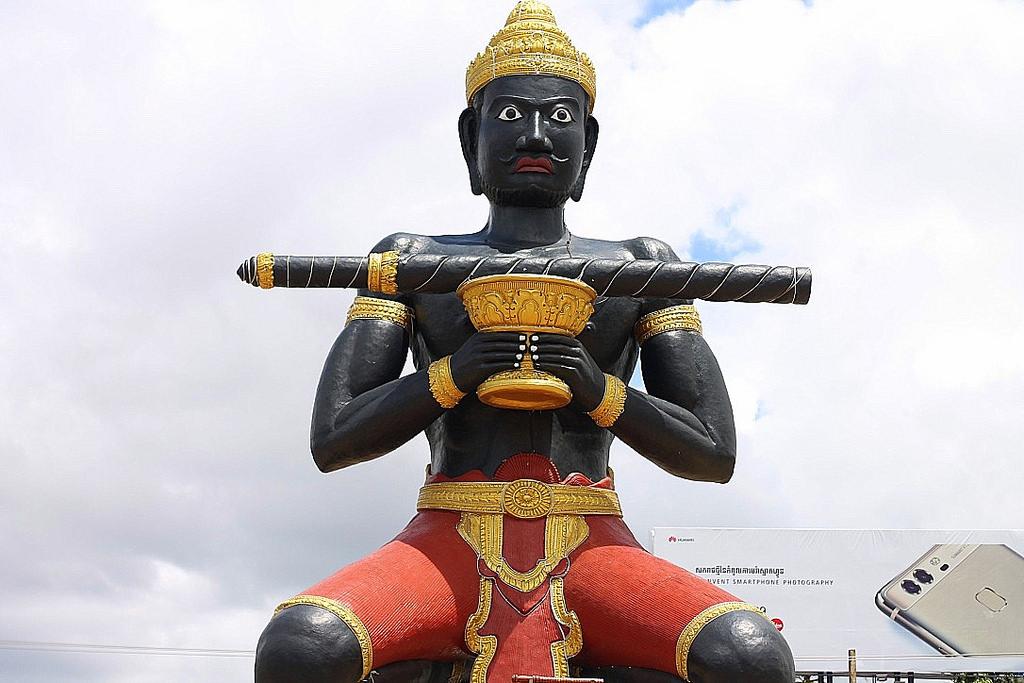 Ta Dumbong. Cambodia