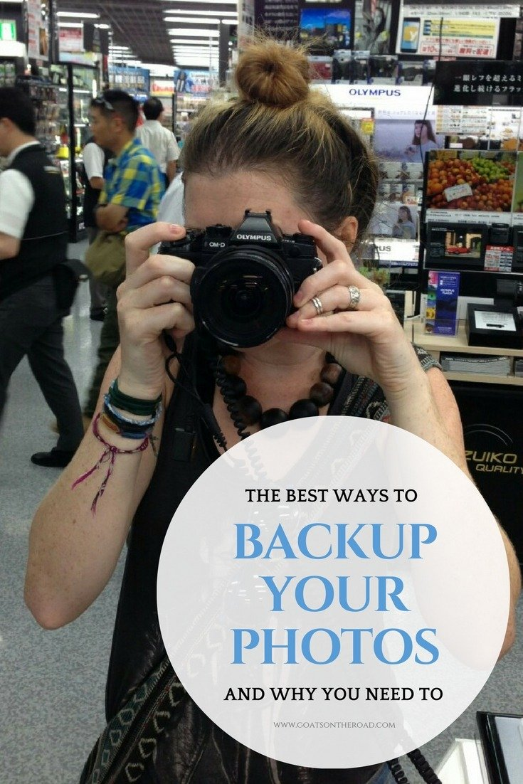 The Best Ways to Backup Your Photos and Why You Need to