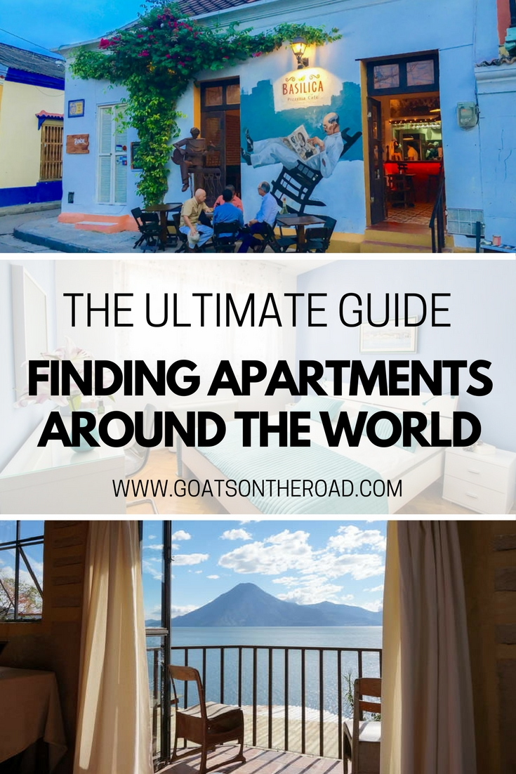 The Ultimate Guide To Finding Apartments Around The World