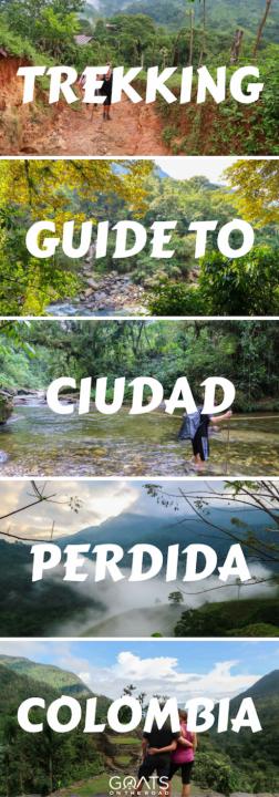 Trekking Guide To Ciudad Perdida Colombia