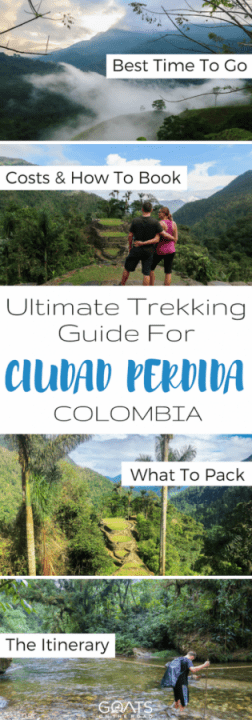 Ultimate Trekking Guide For Ciudad Perdida Colombia