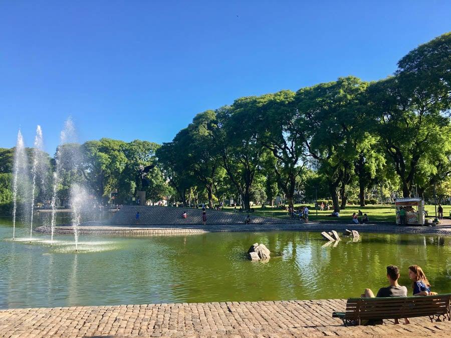 living in buenos aires villa crespo parque centenario