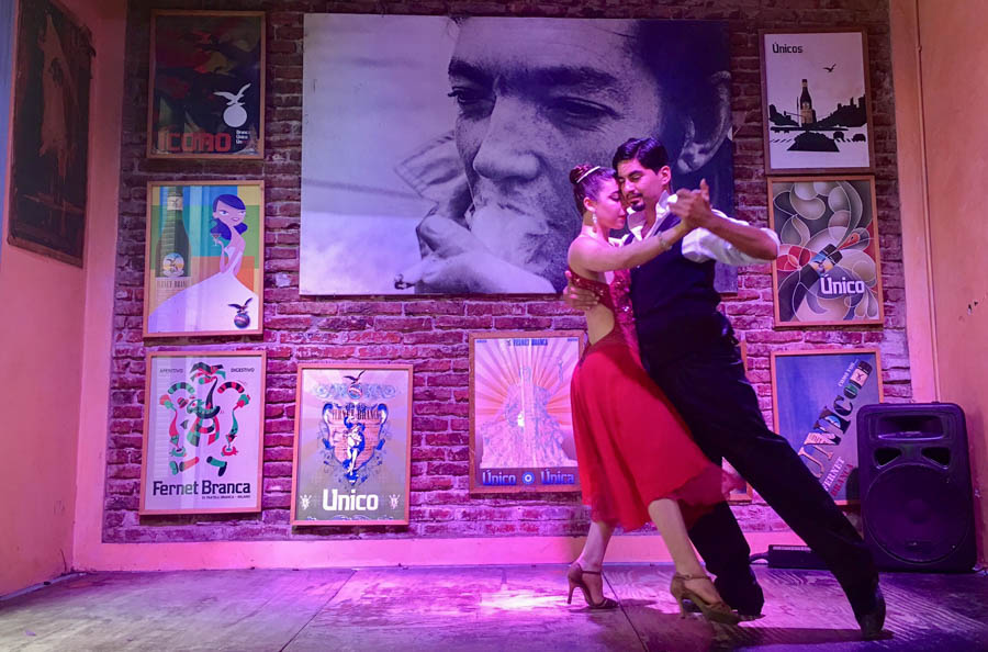 travel to buenos aires tango