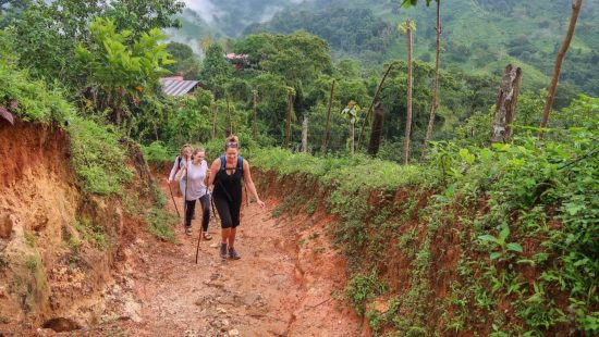 guide to trekking the ciudad perdida lost city in colombia