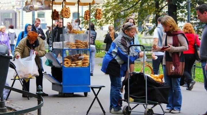 krakowian street food