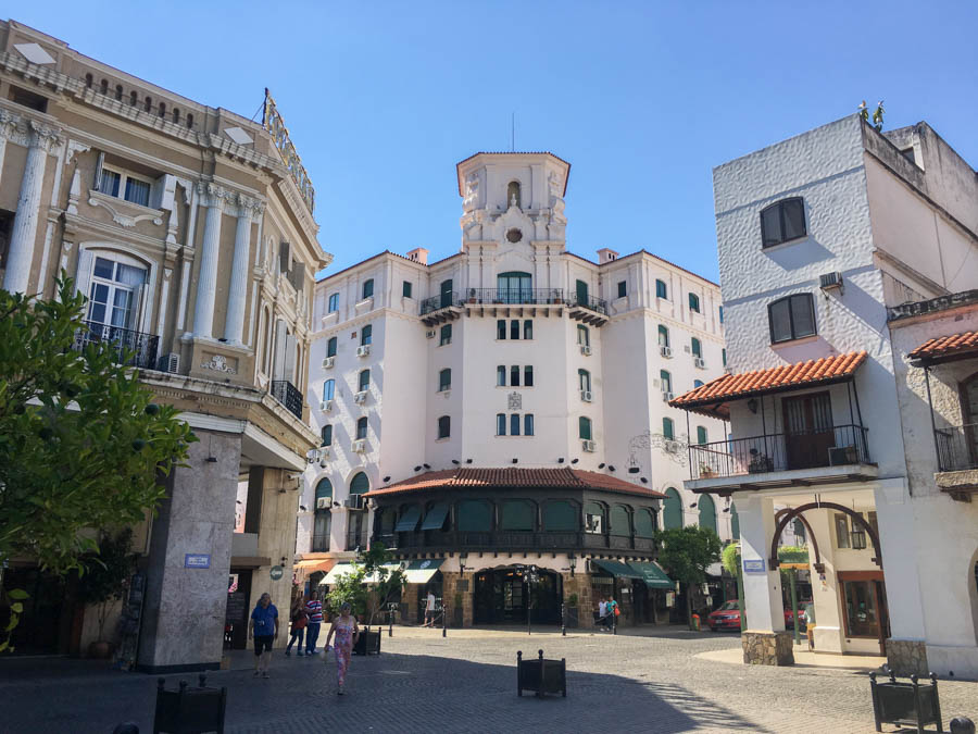 travel to salta architecture