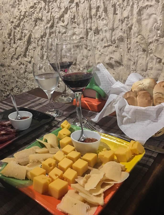 colonia uruguay wine bar