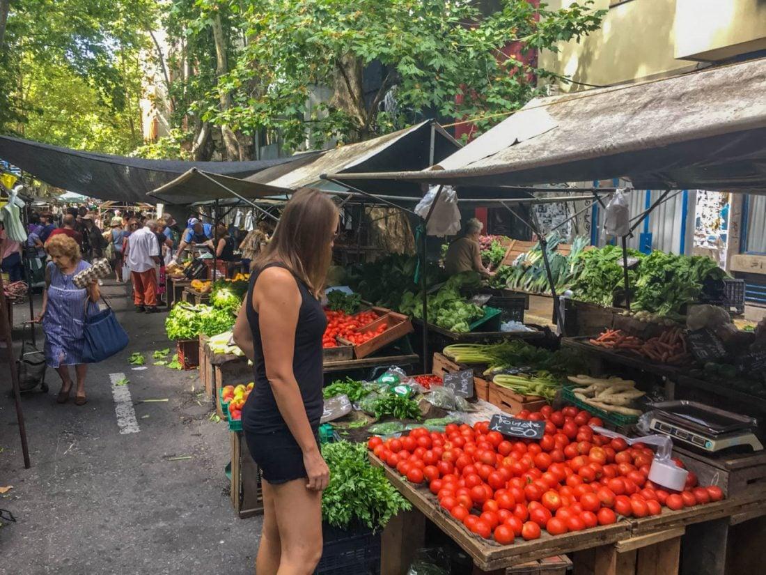 Market Montevideo