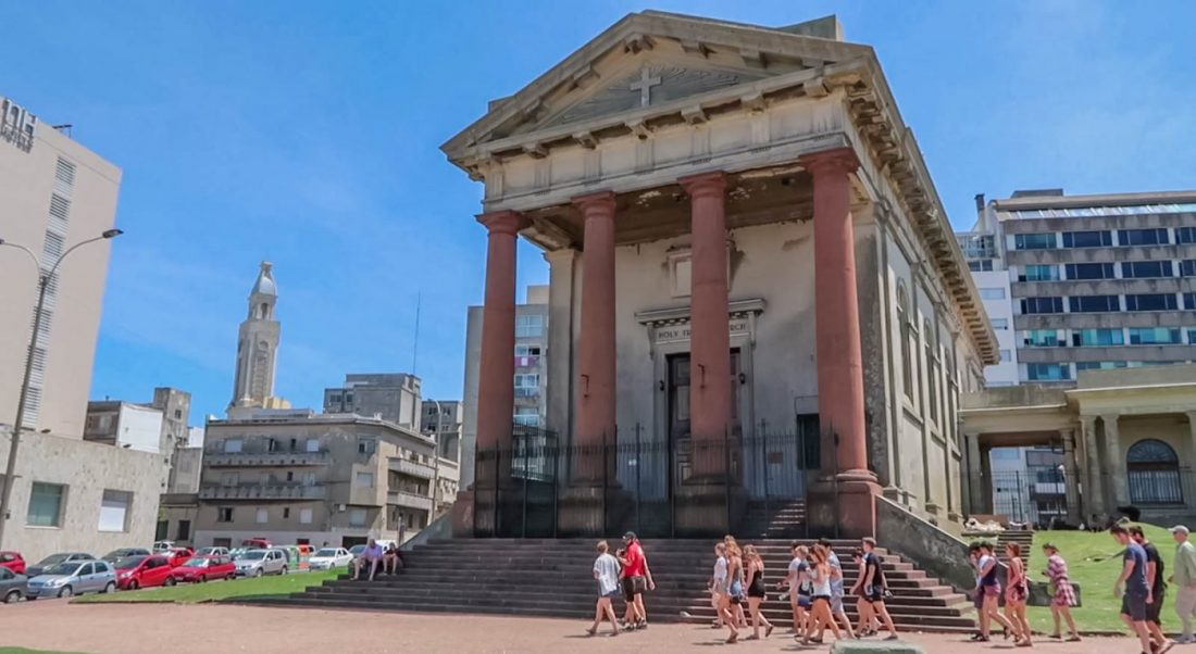 travel to montevideo walking tour