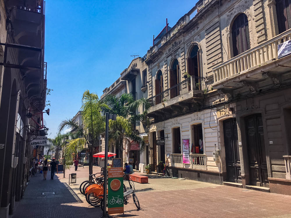 Montevideo Old Town