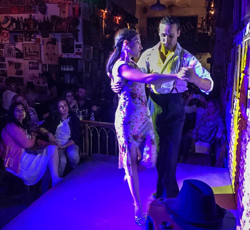 Montevideo Tango