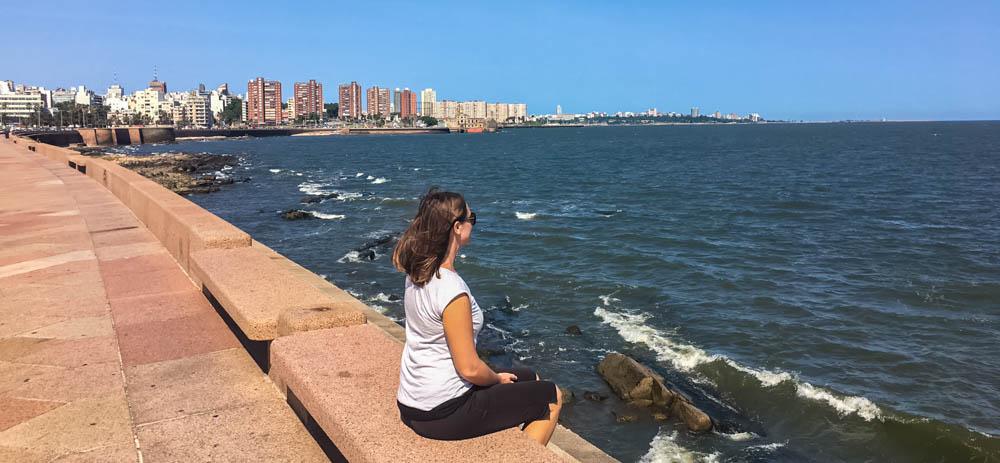 Montevideo The Rambla