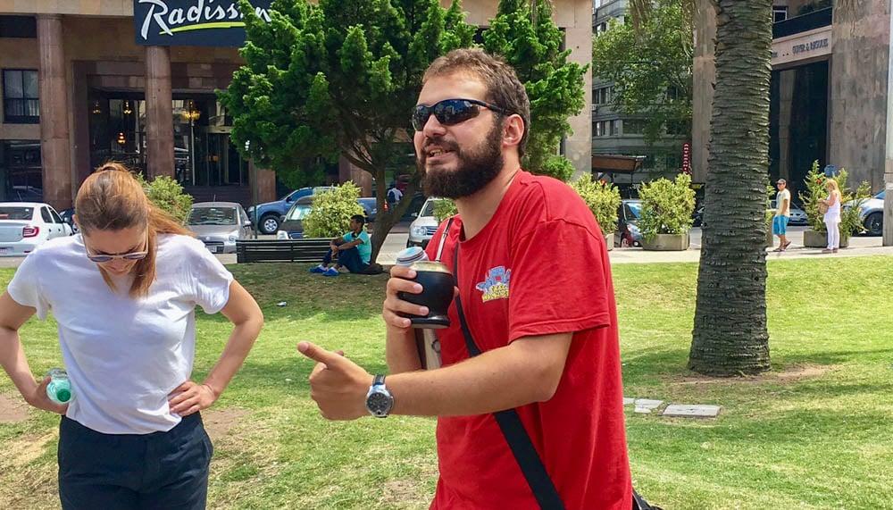 Montevideo Walking Tour