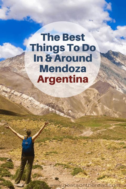 Tours Around Mendoza