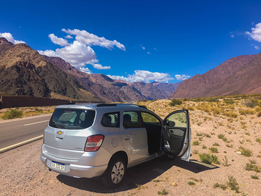 Travel Mendoza Rent a Car