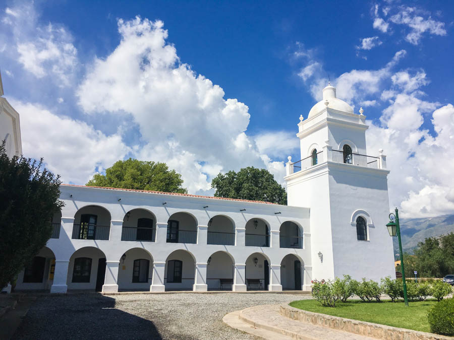 travel from salta to cafayate argentina stay at patios de cafayate