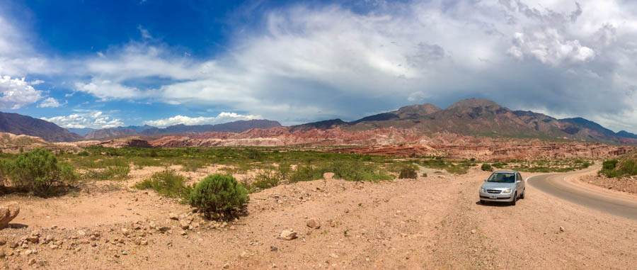 road trip from salta to cafayate rent a car