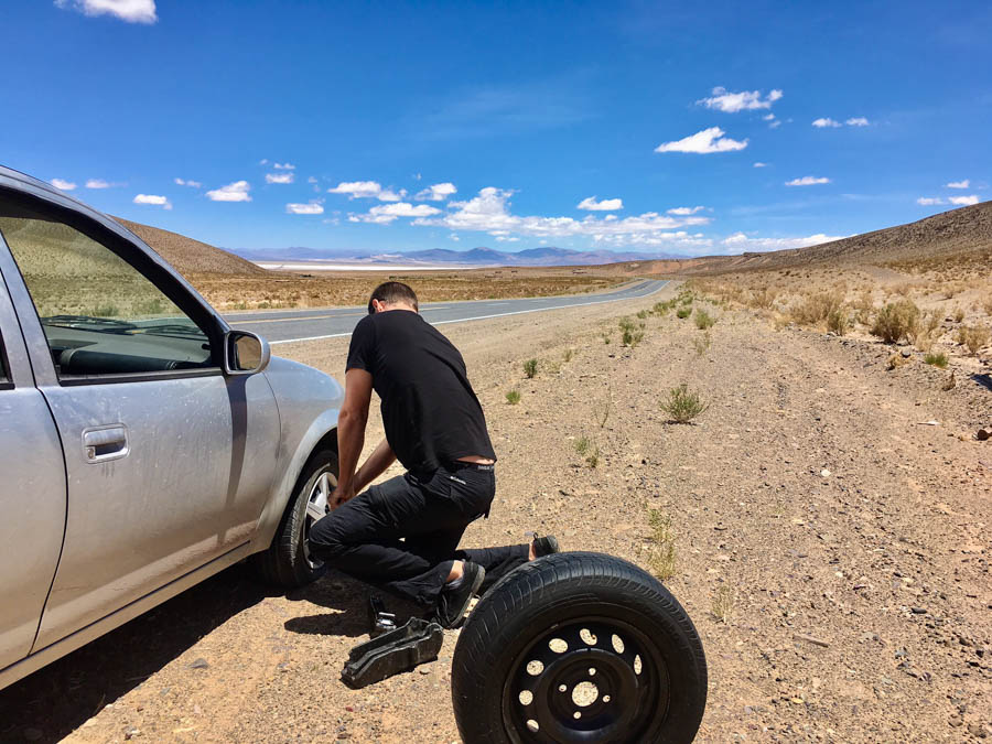 road trip from tilcara to the salt flats northern argentina