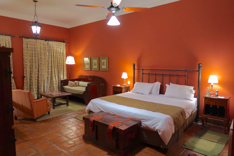 travel from salta to cafayate argentina stay at patios de cafayate hotel