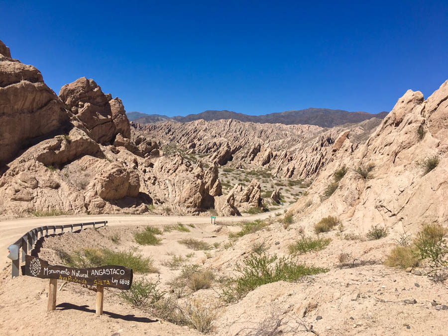 roadtrip from cafayate to cachi