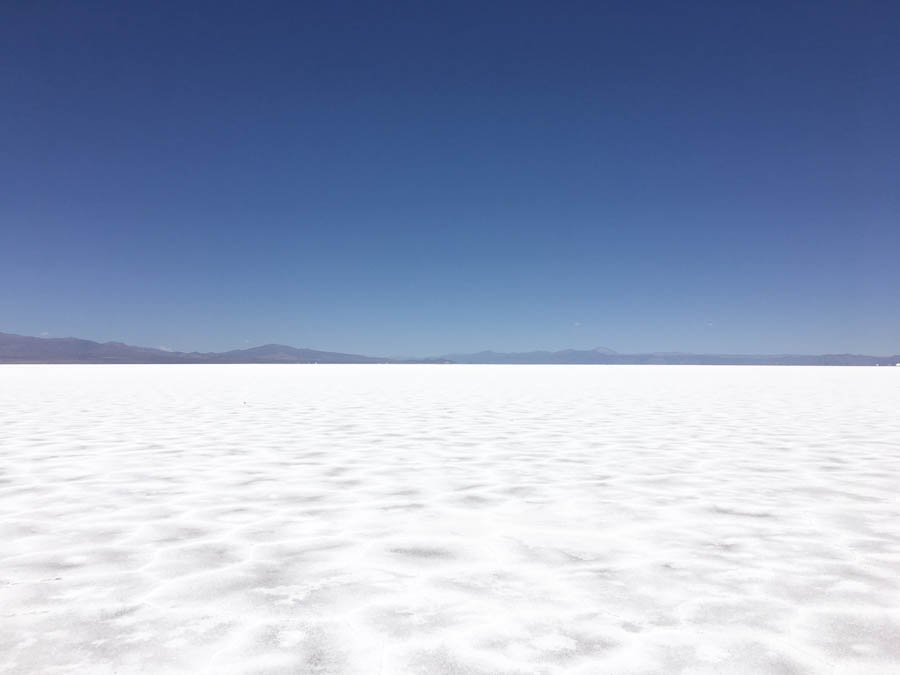 travel from tilcara to the salt flats in northwestern argentina