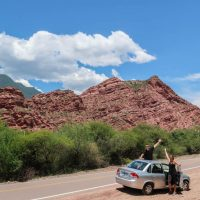 road trip salta to cafayate argentina