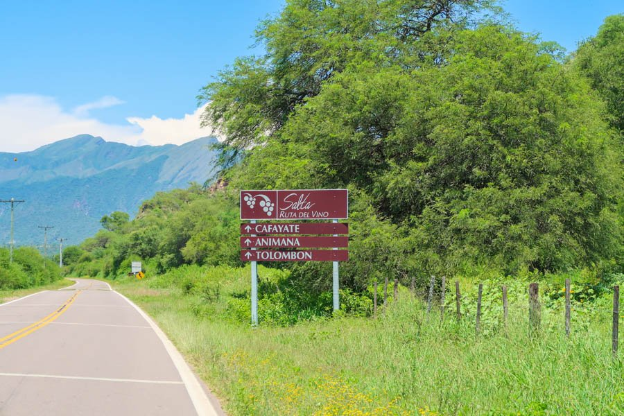 road trip from salta to cafayate argentina