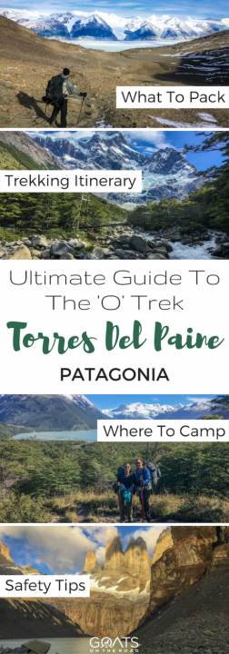 Ultimate Guide To The O Trek Patagonia