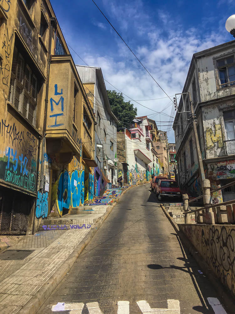 Valparaiso Chile Travel Get Lost In Streets