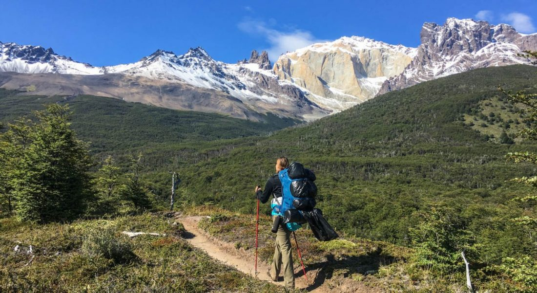 what to wear and pack for a trekking trip to torres del paine