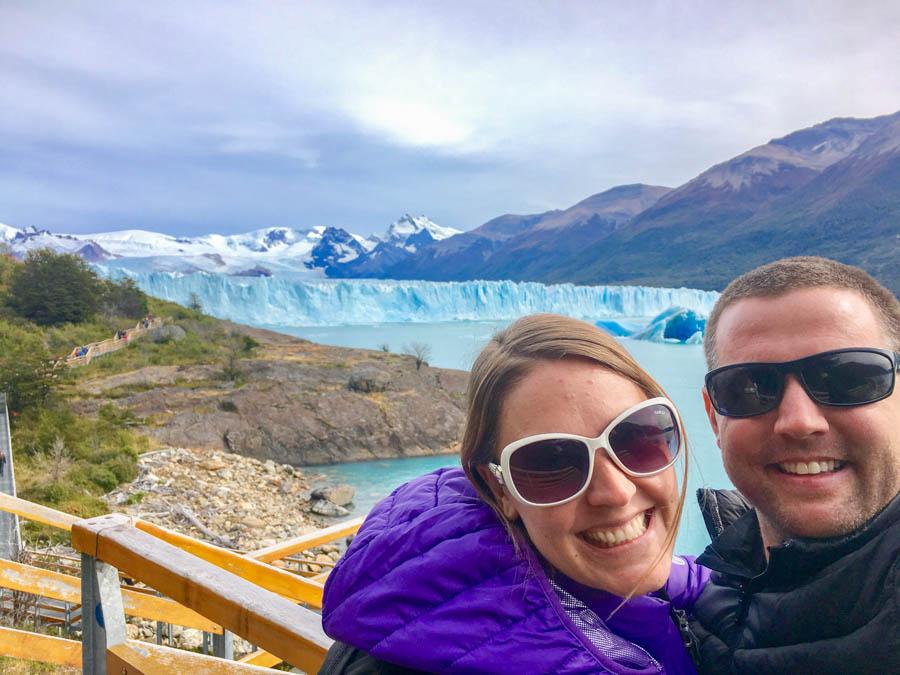 travel to the perito moreno glacier