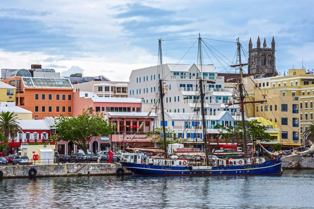places to visit in bermuda hamilton