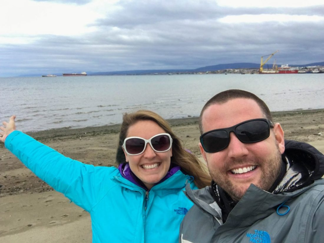 travel to punta arenas chile beach