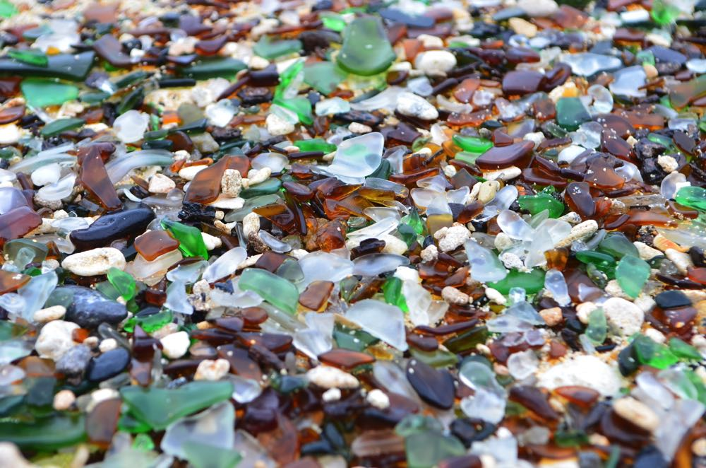 sea glass beach places to visit in bermuda