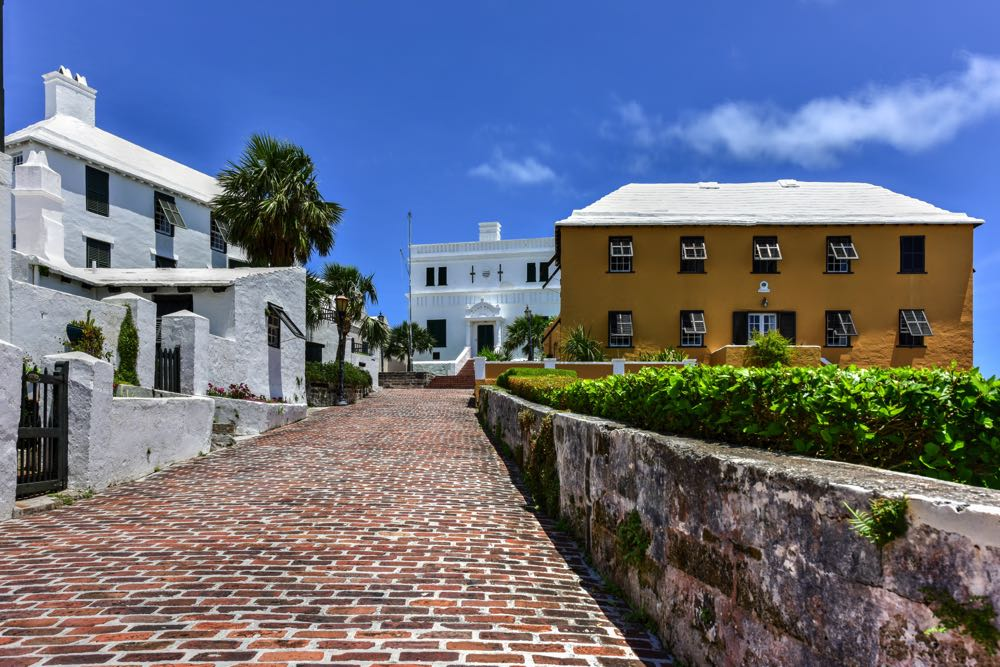 st. georges island in bermuda