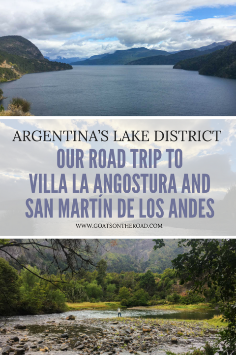 Argentina's Lake District – Our Road Trip to Villa La Angostura and San Martín de los Andes