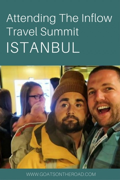 Attending The Inflow Travel Summit in Istanbul