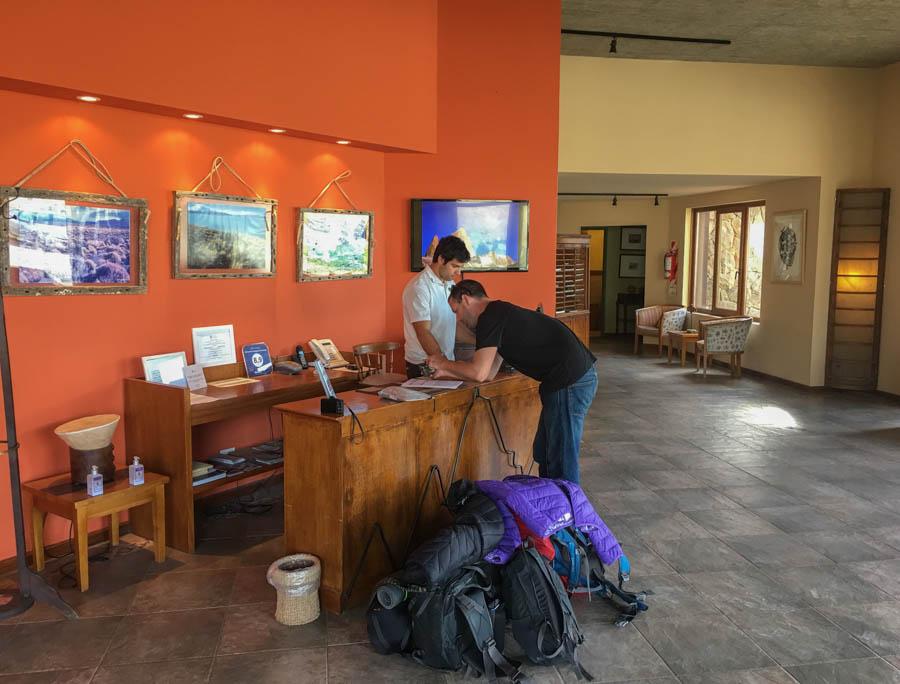 where to stay in el chalten argentina don los cerros