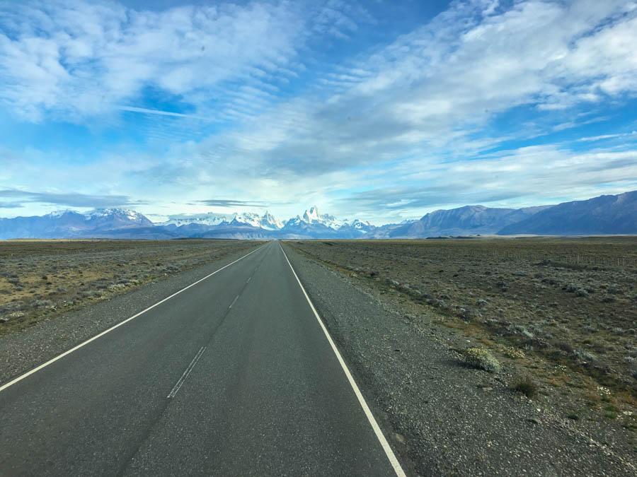 travel to el chalten argentina mount fitz roy mountain
