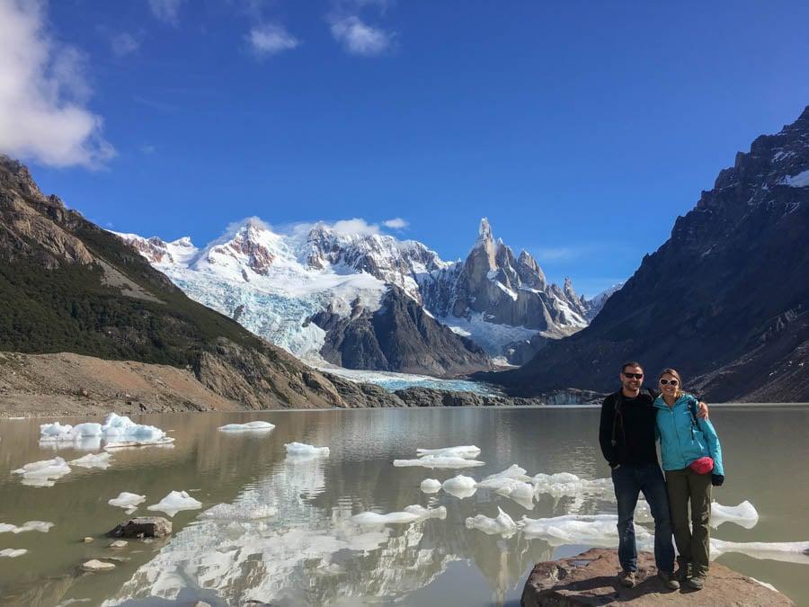 travel to el chalten argentina laguna torre trek