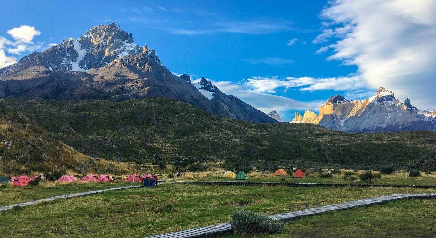 What To Pack For A Camping And Trekking Trip In Torres Del