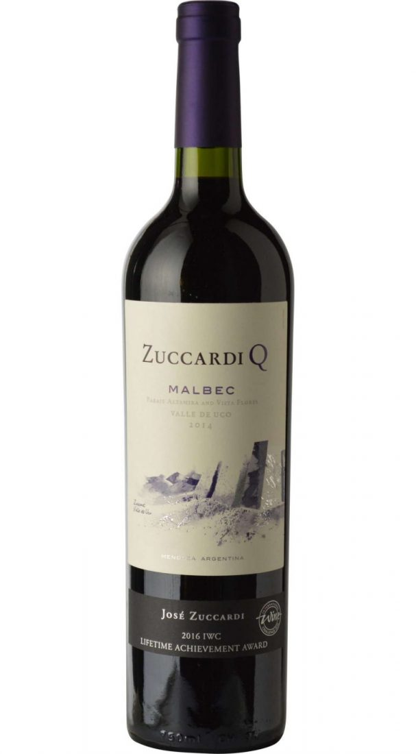 wines to try in argentina the zuccardi Q