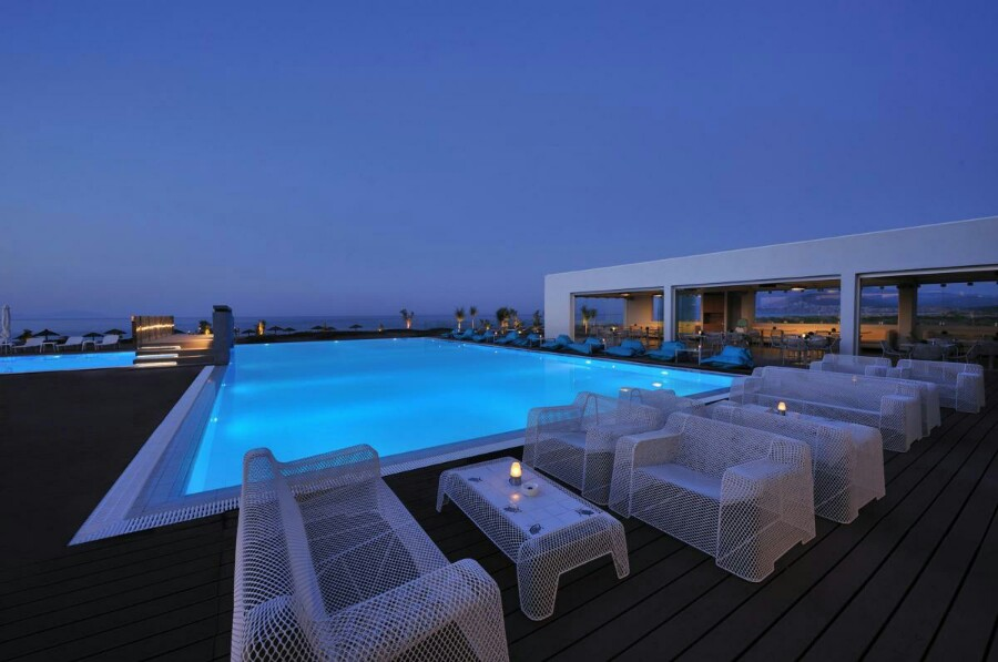 the thalatta hotel greece