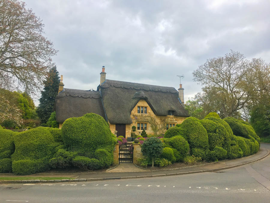 travel to cotswolds england