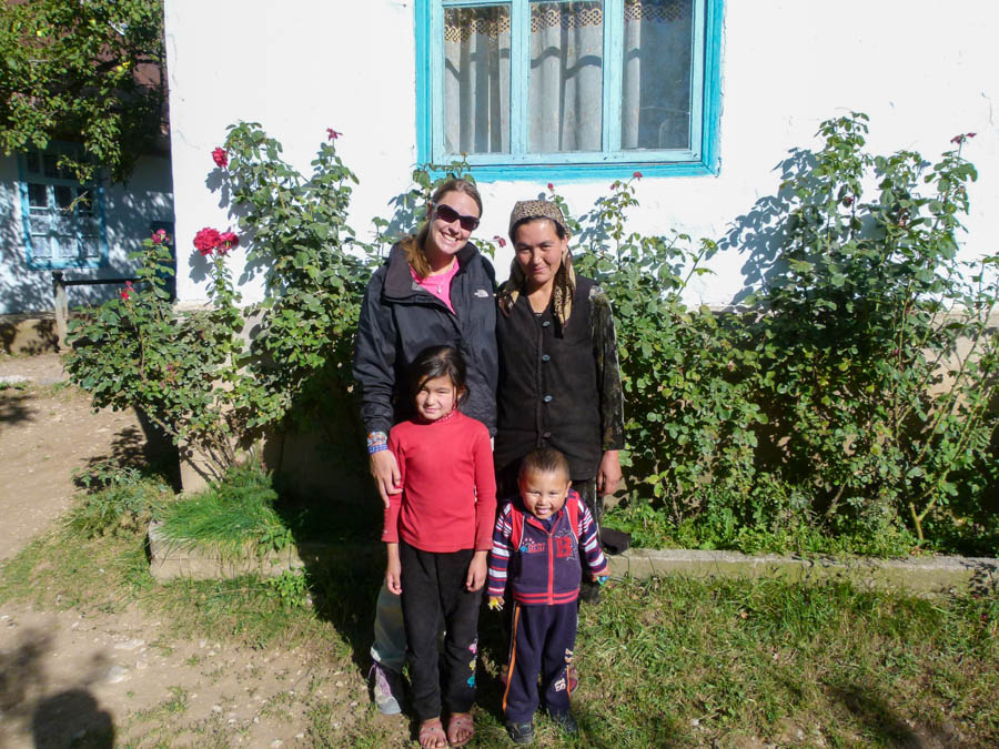 travel to kyrgyzstan homestay