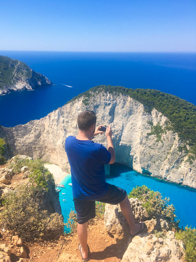 tavel to zakynthos greece